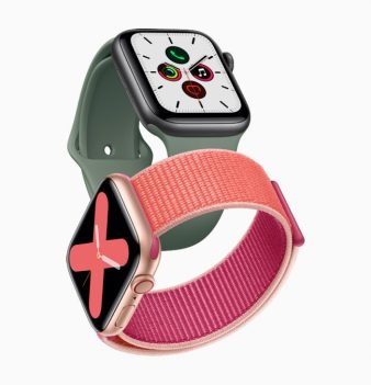 key features, specs, and price of the Apple watch Series 5 in Nigeria