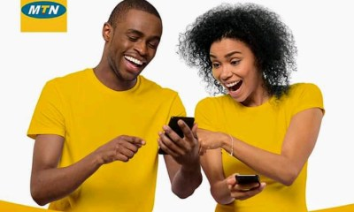 How to buy data for a friend on MTN