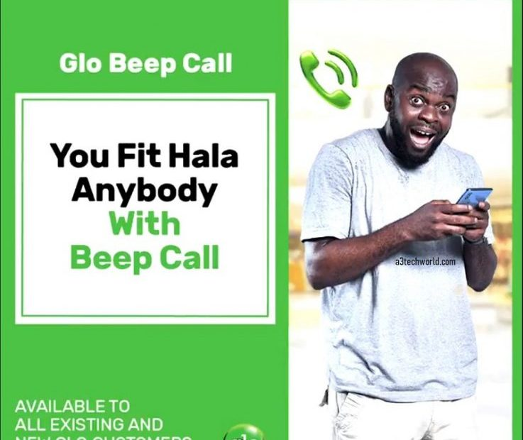 How to use Glo Beep Call service and call for free with zero airtime