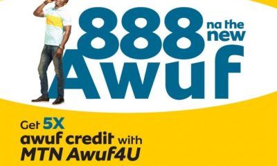 How to check MTN Awuf4U account balance