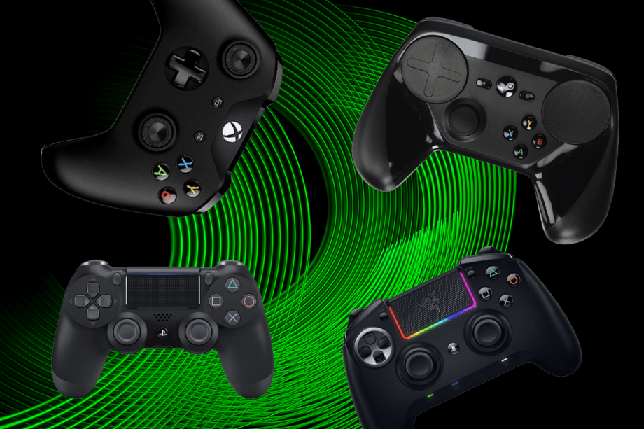 Best wireless game controllers for gaming on PC