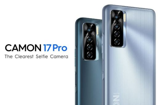 Tecno Camon 17 Pro - Best Tecno phone in 2021, Best phones to buy in 2021- review and price in Nigeria