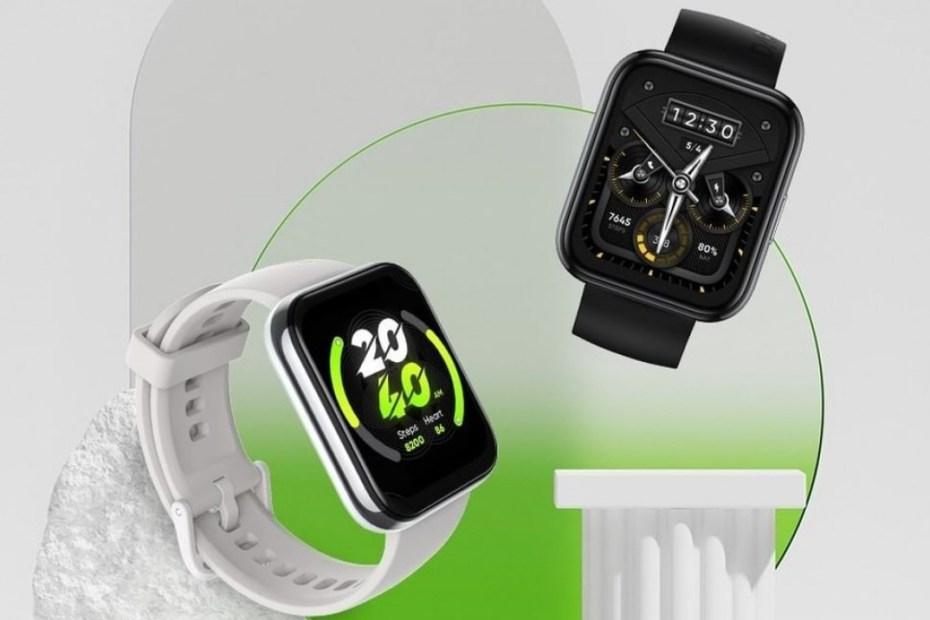 Realme Watch 2 Pro & Realme Watch 2 With 90 Sports Modes And IP68 Rating In Nigeria