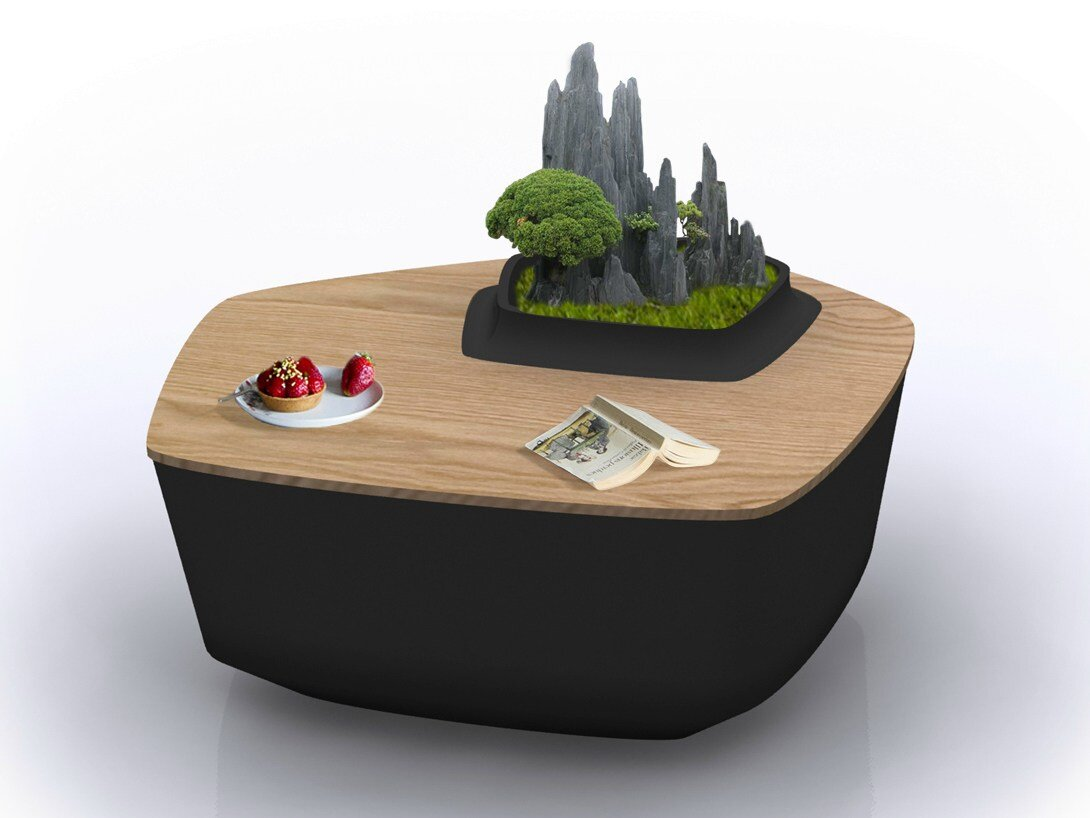 coffee tables volcano collection