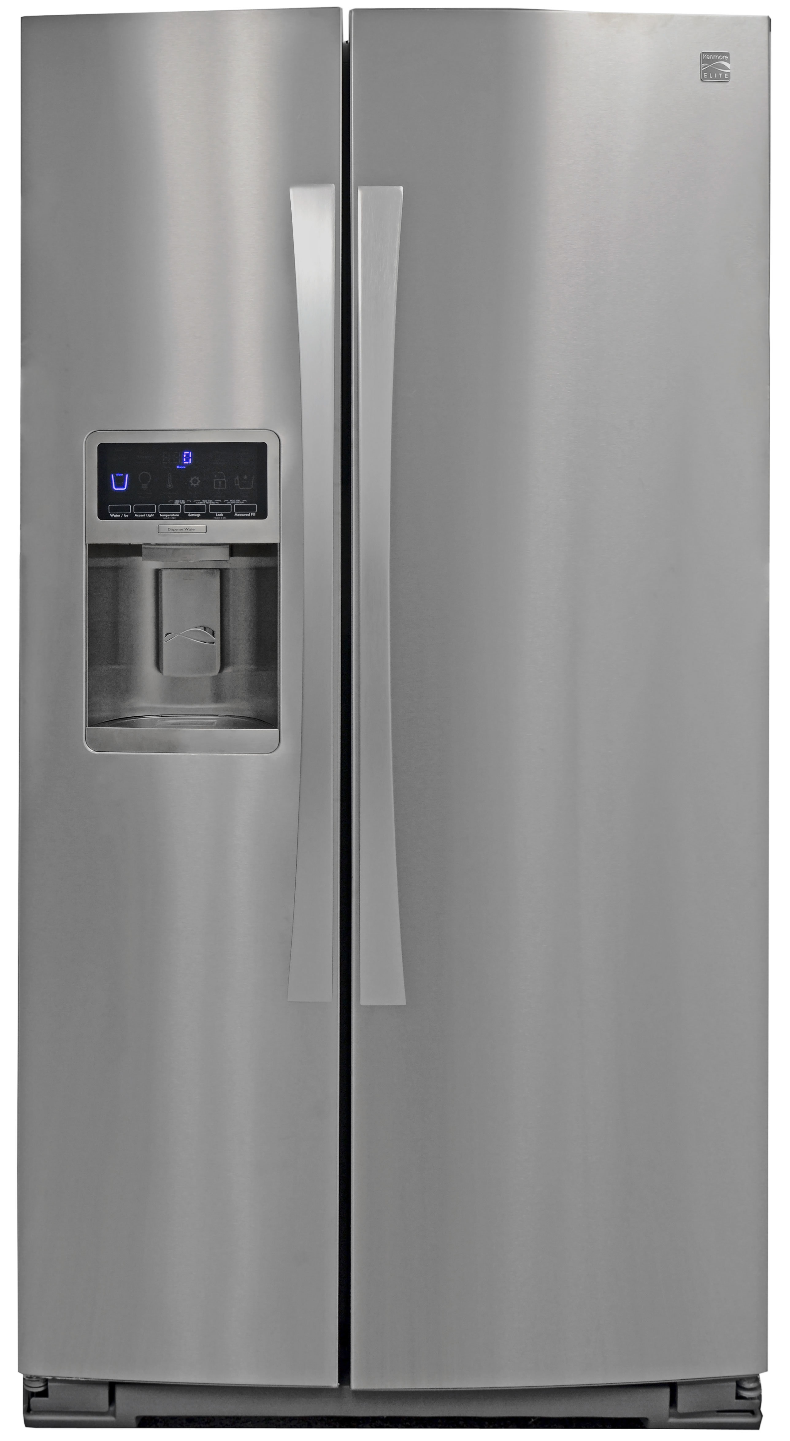 Kenmore Elite Refrigerator Ice Maker