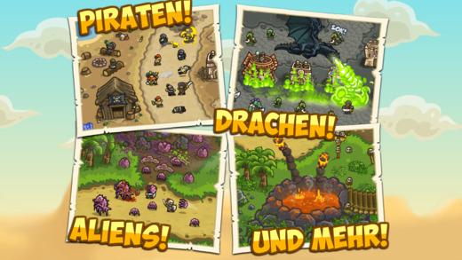 Kingdom Rush Frontiers Screenshot