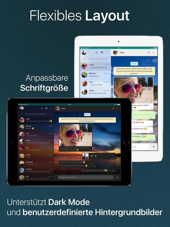 ChatMate for WhatsApp Screenshot
