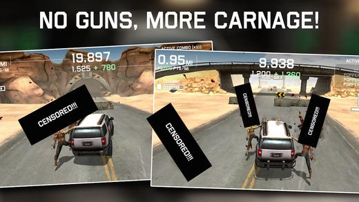 Zombie Highway: Driver's Ed Screenshot