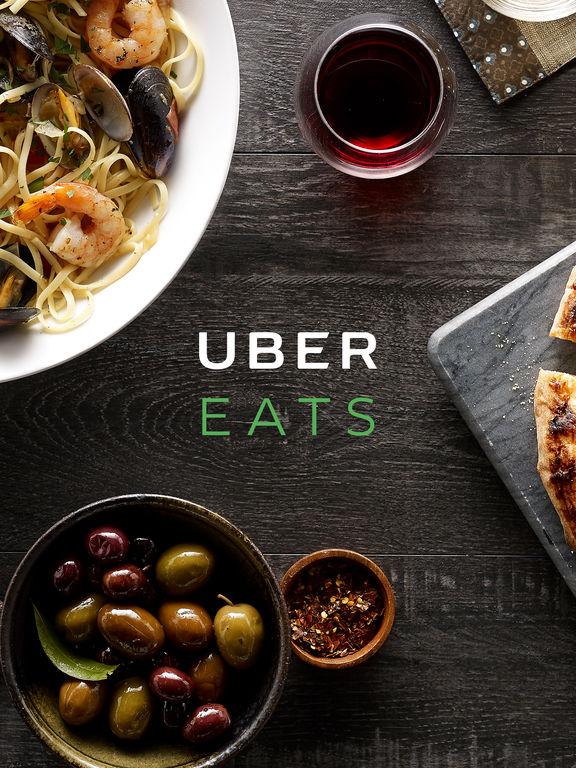 UberEATS (ウーバーイーツ) - フードデリバリーをスピーディーに Screenshot