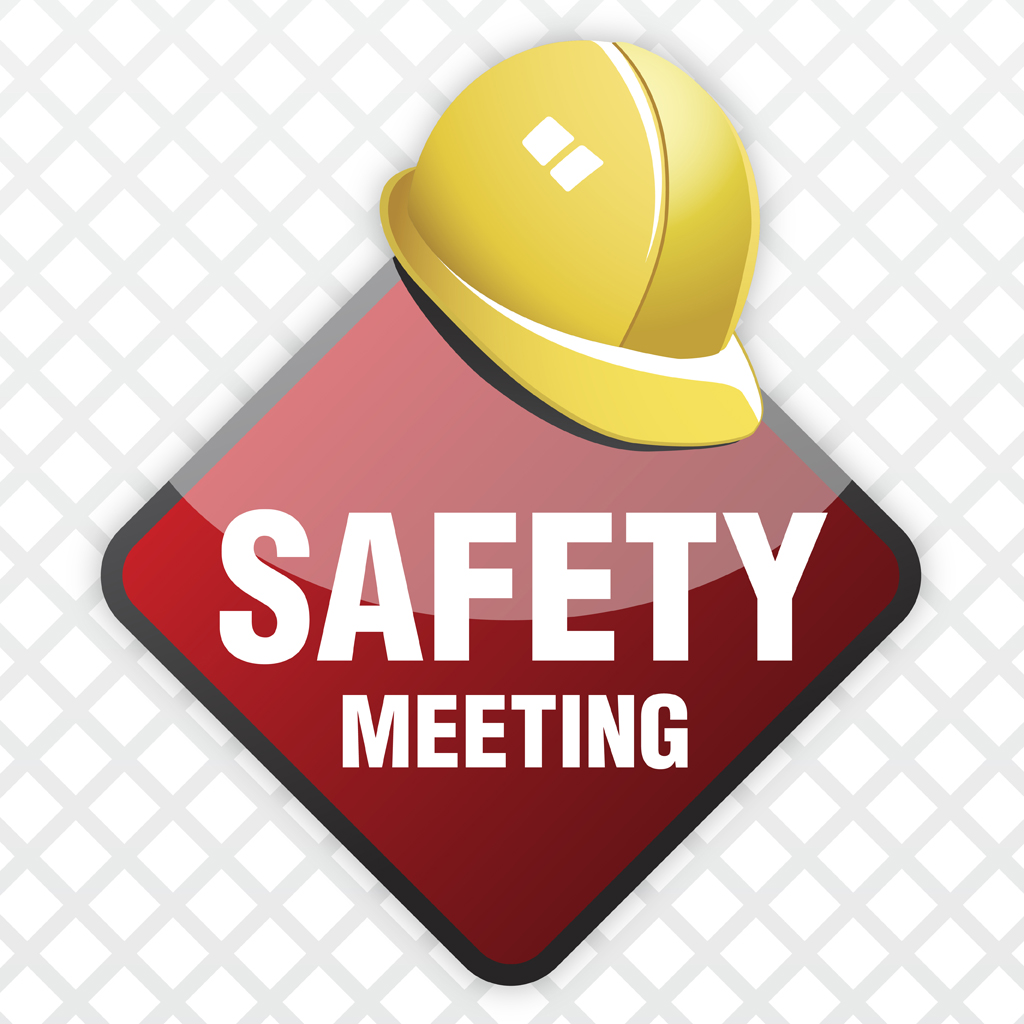 Contractor Safety Meeting App Now Available For Phone