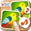 concappt media - Audio Match it for children (by Happy Touch) artwork