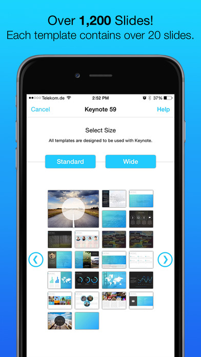Keynote Iphone Template  7 methods to view powerpoint