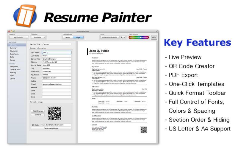 Painter Resume Skills. michaels painter resume for canada michael ...