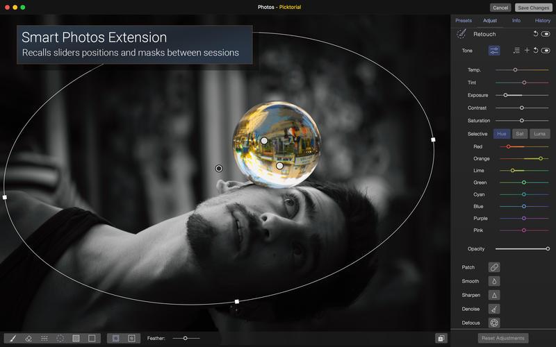 Picktorial for Mac 3.0.4.344 破解版 - 专业级照片编辑器
