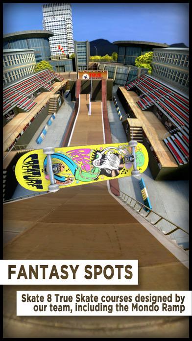 Screenshot do app True Skate