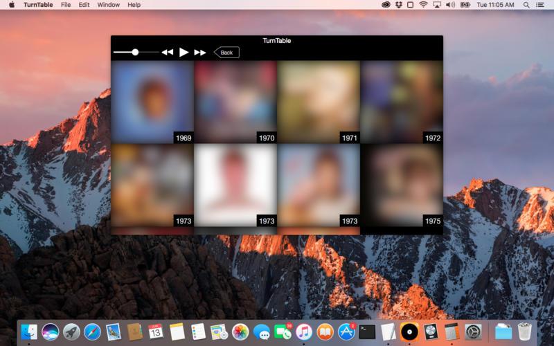 TurnTable for Mac 3.0 破解版 - 音乐播放器