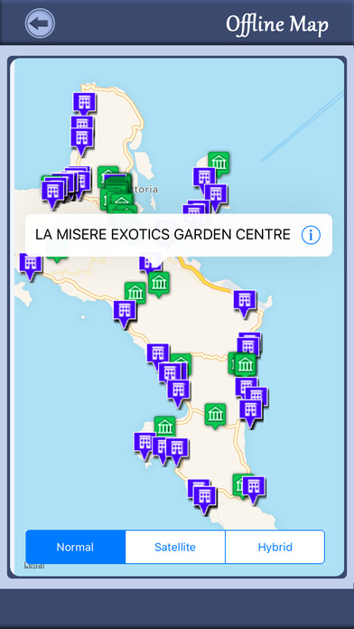 Seychles Island Travel Guide & Offline Map App Download ...