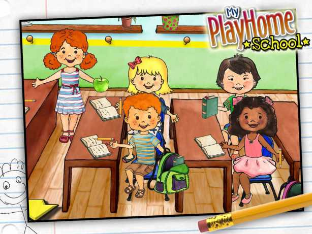 My Playhome School by My Playhome Software – Review & Giveaway