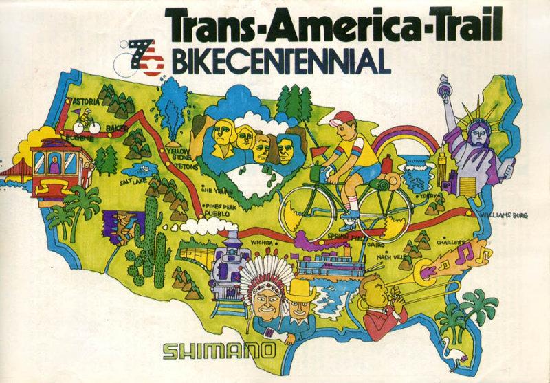 Image result for bikecentennial
