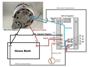 CMI80ER  ARS5 Typical Diagram photo  Compass Marine