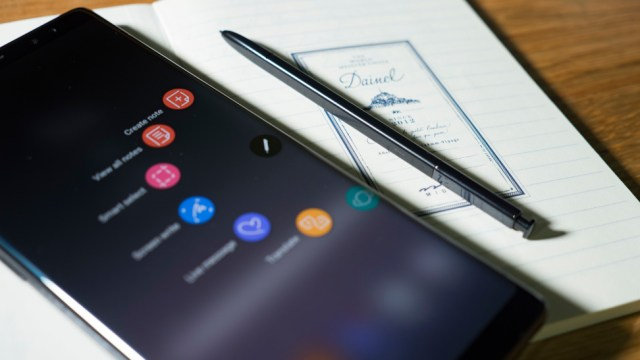 Samsung Galaxy Note 8 S Pen Stylus