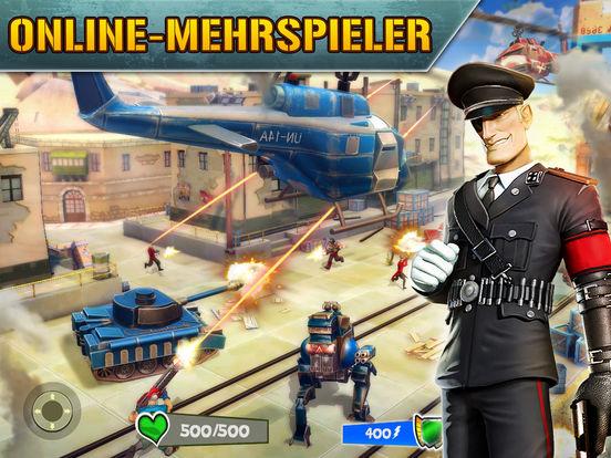 Blitz Brigade: Multiplayer FPS shooter online! Screenshot