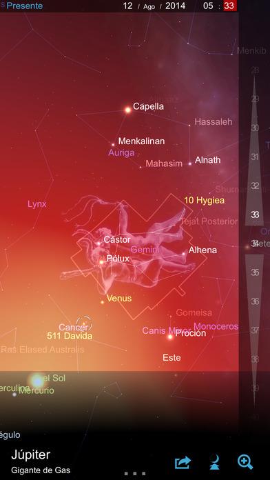 Mapa Estelar ∞ Screenshot