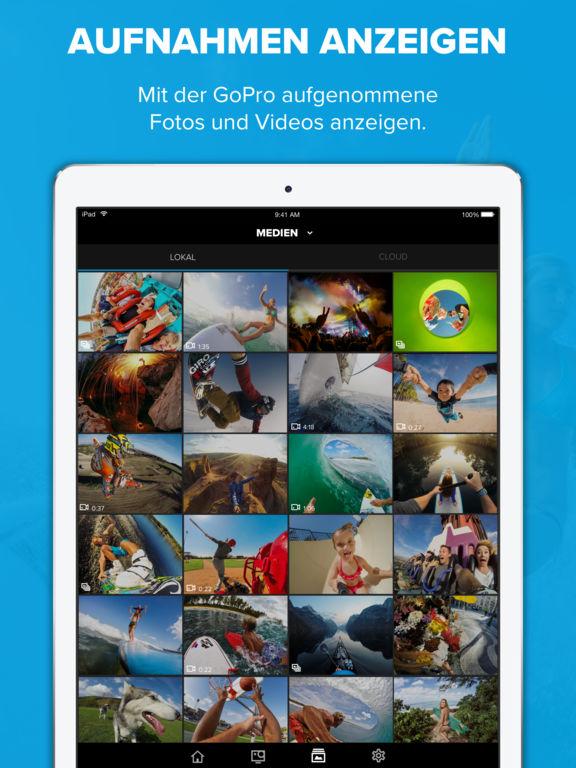 Capture - Control Your GoPro Camera - Share Video Screenshot