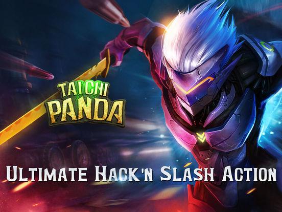 Taichi Panda Screenshot