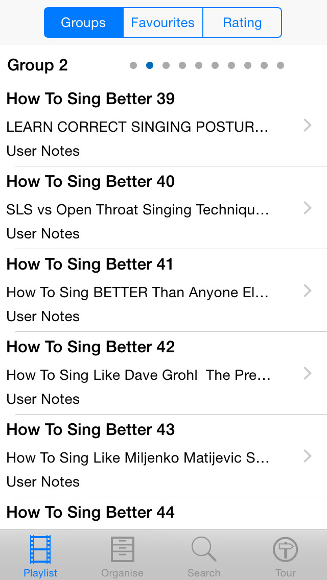 How To Sing Better (ios)