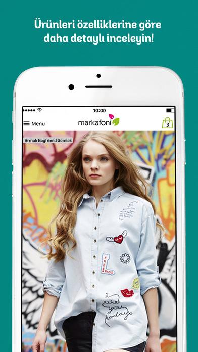 Markafoni Screenshot