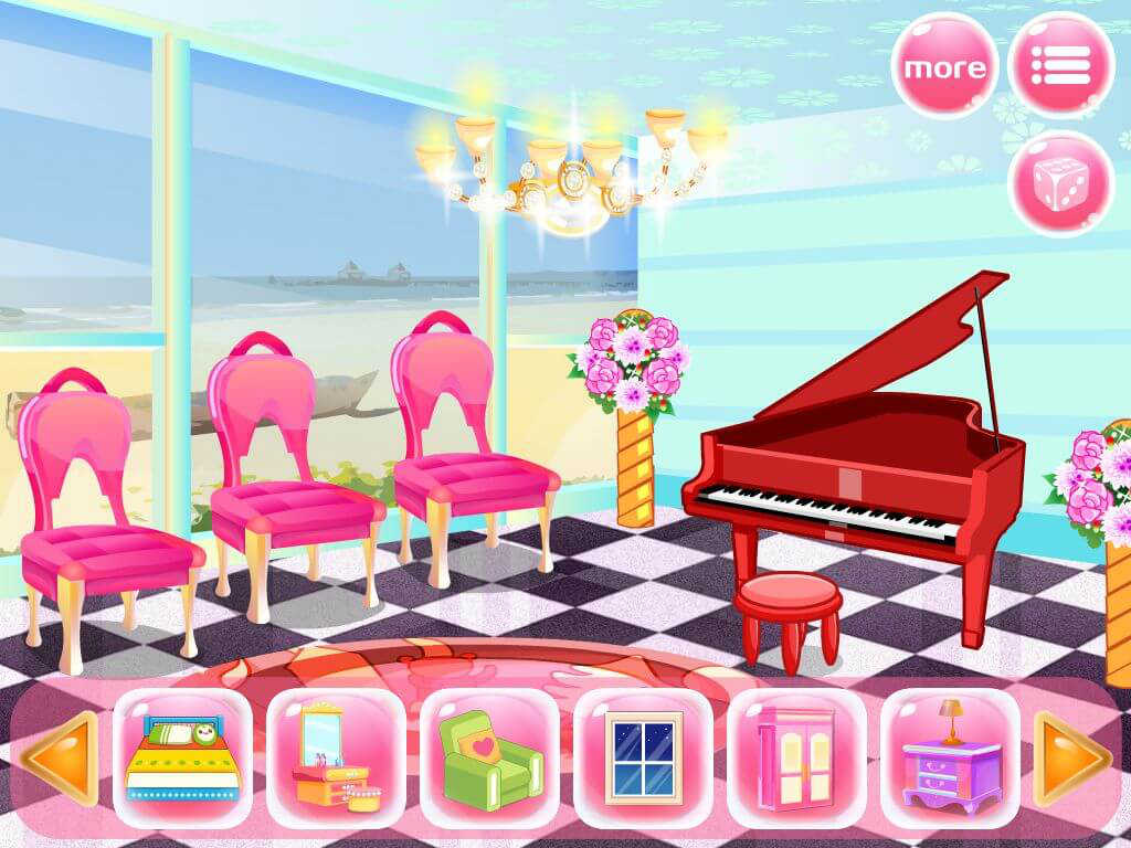 Doll House Decorating Games My New Room 2 Games Decor Game Home