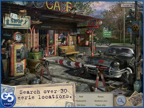 Letters from Nowhere® 2 HD (Full) iPad