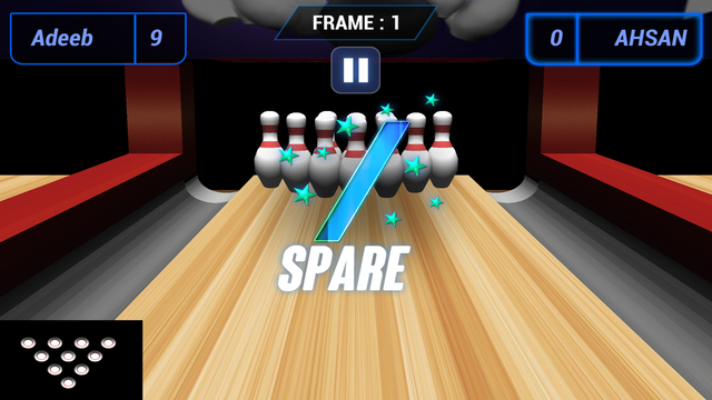 Bowling Star Feature