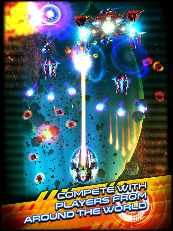 Space Warrior: The Origin Screenshot