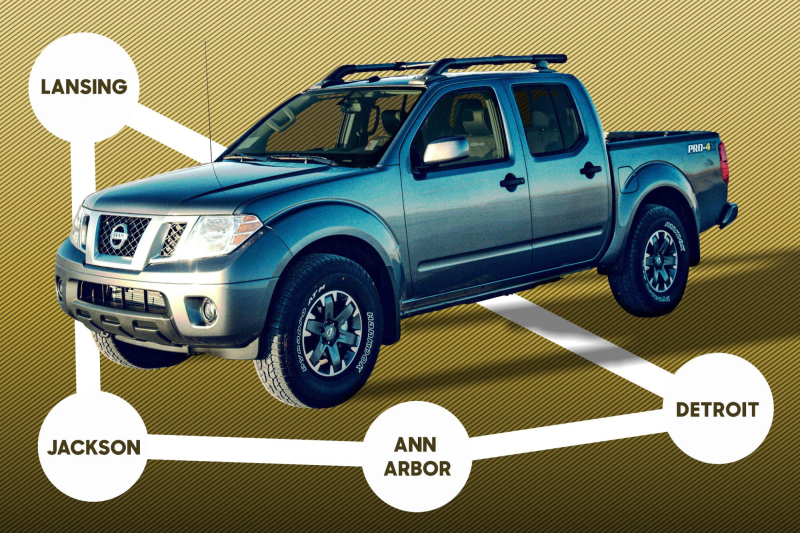 2020 nissan frontier real world mpg