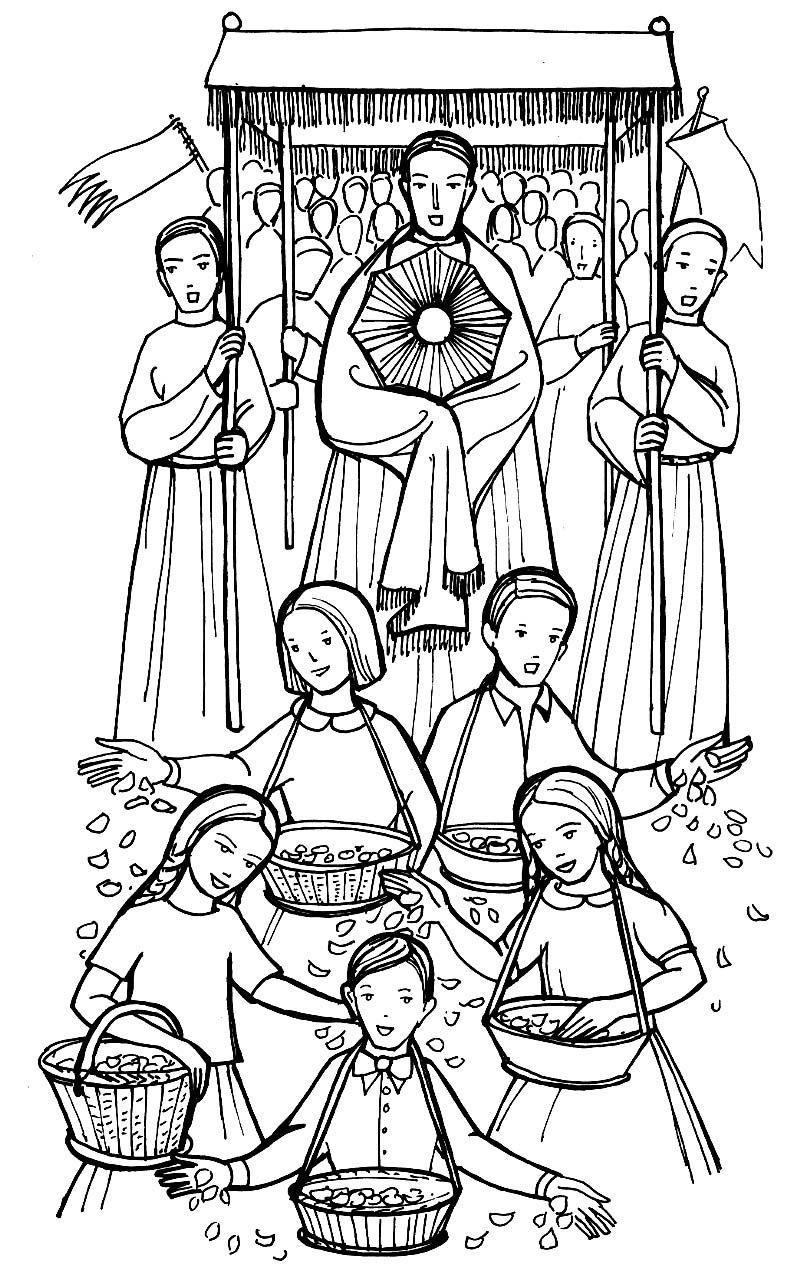 christi procession