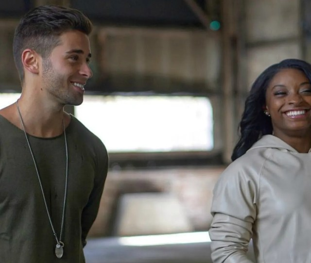 Simone Biles Makes Music Video Debut In Jake Millers Sexy