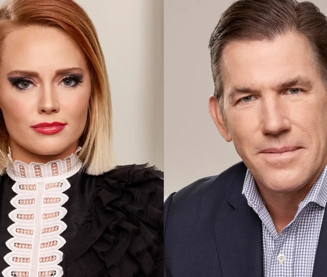Kathryn Dennis Addressed The Allegations Of Sexual Assault Against Her Ex Thomas Ravenel