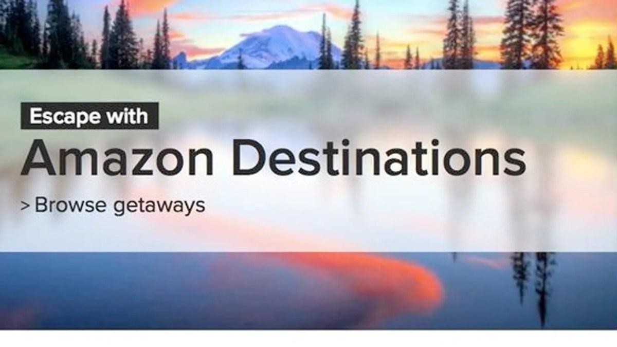 amazon destinations에 대한 이미지 검색결과