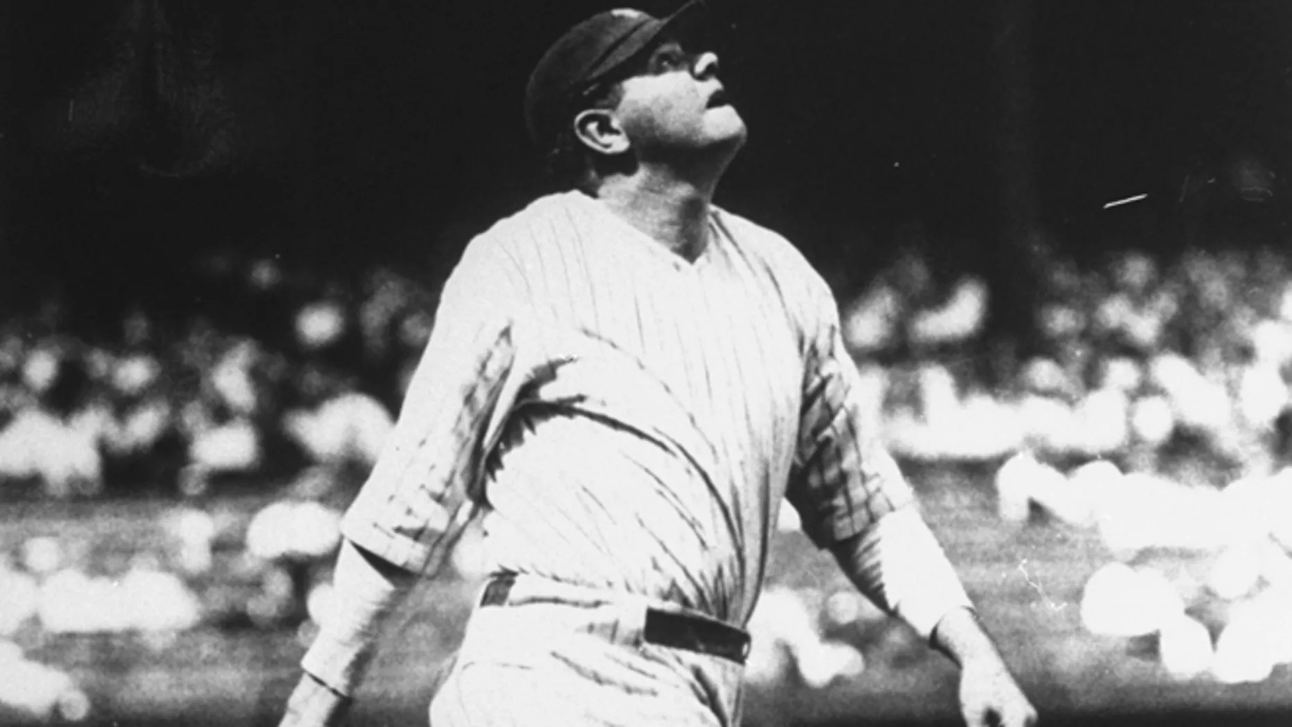 Babe Ruth, shown with the New York Yankees in 1927, was a young pitcher with the Boston Red Sox in 1916, when the Sox last played the Dodgers in the World Series