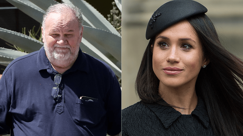 Thomas Markle spoke out about his pregnant daughter, the Duchess of Sussex.