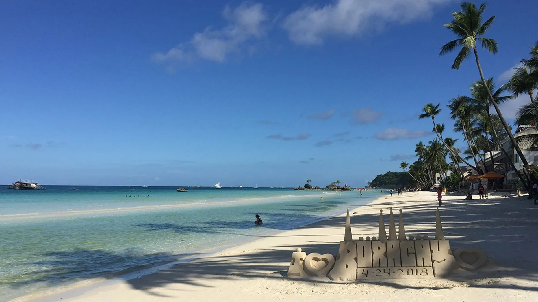Popular tourist island in Philippines reopening to ...