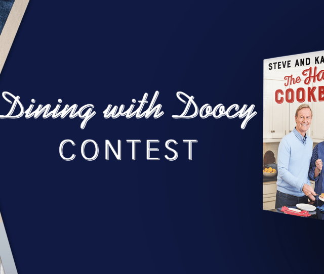 Dining With Doocy Contest Submission Form