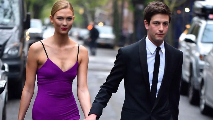 Karlie Kloss married Josh Kushner on Thursday, the supermodel revealed on Instagram.