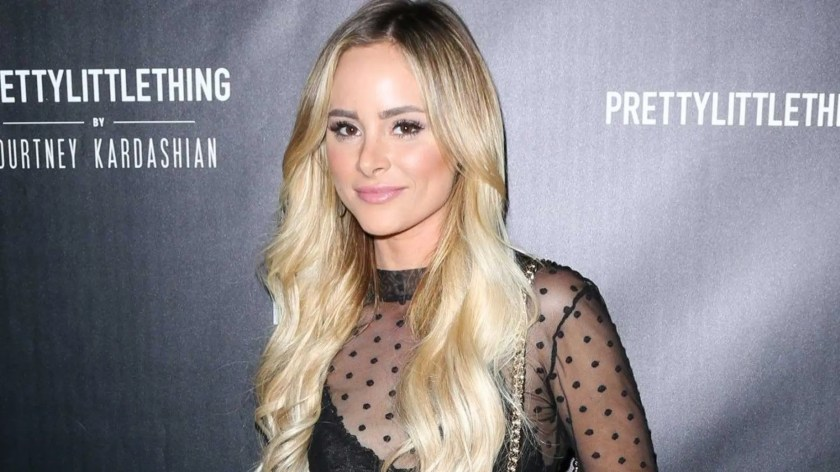 """""""Bachelor"""" alum Amanda Stanton's domestic violence case, stemming from her September arrest, has been dismissed, according to Entertainment Tonight."""