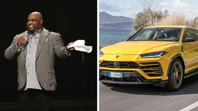 Megachurch Pastor Criticized For Buying Wife 200g Lamborghini