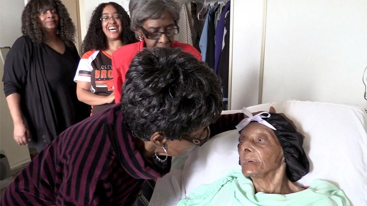 A 114-year-old, thought to be the oldest person in the country, died Tuesday at her Ohio residence, according to a relative.