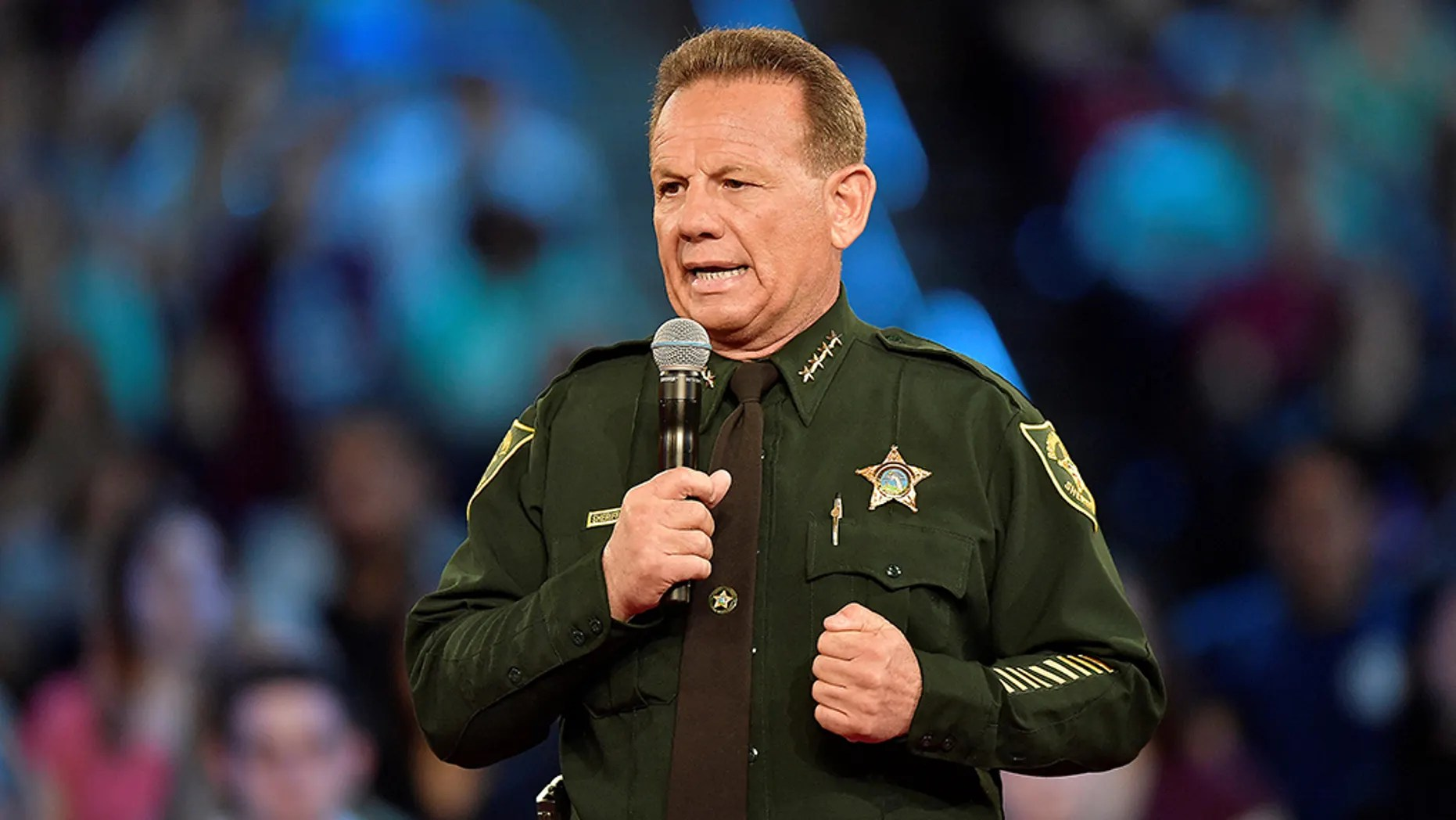 Broward County Sheriff Scott Israel was suspended on Friday.