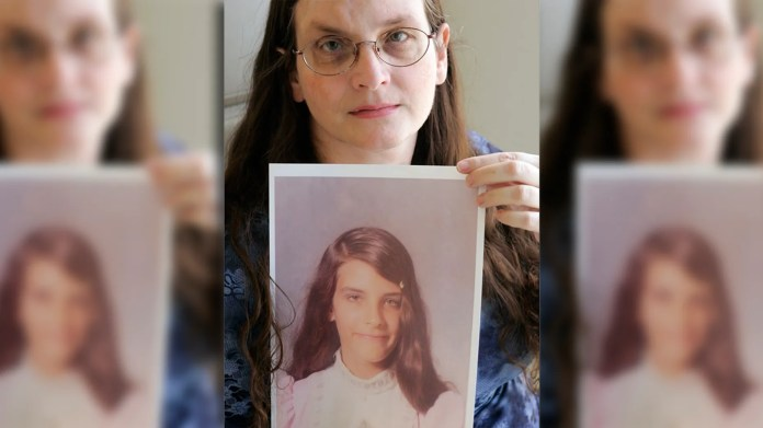 Hundreds of leaders and volunteers in the Southern Baptist Baptist churches have been charged with sexual misconduct. Debbie Vasquez holds a photo of herself at the age of 14 when she said her pastor had molested her first.